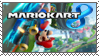 .~Mario Kart 8 Stamp~. by ThePinkMarioPrincess