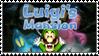 .~Luigi's Mansion Stamp~. by ThePinkMarioPrincess