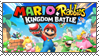 .~Mario + Rabbids Kingdom Battle Stamp~. by ThePinkMarioPrincess