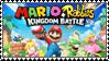 .~Mario + Rabbids Kingdom Battle Stamp~. by PeachyPinkPrincess