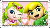.~Toon ZeLink stamp~. by ThePinkMarioPrincess