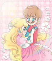 .~Such romance~. by PeachyPinkPrincess