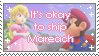 .~It's okay to ship Mareach~. by ThePinkMarioPrincess