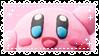 .~Kirby stamp~. by ThePinkMarioPrincess