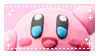 .~Kirby stamp~. by PeachyPinkPrincess