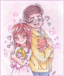 .~Plushie lovers~. by PeachyPinkPrincess