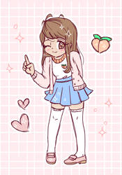 .~Some peachy Clo~. by PeachyPinkPrincess