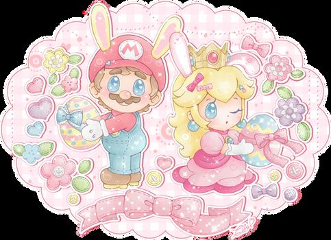 .~Easter surprises~. by PeachyPinkPrincess