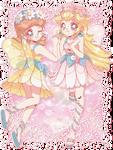 .+* Fairy friends *+.