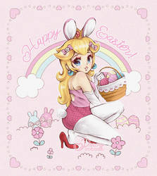 .* A very Bunny day! *.