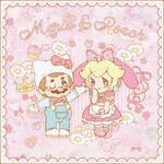 .* Super Mario x Sanrio *. by PeachyPinkcess
