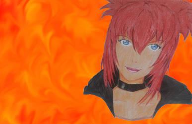 Wallpaper: Roxy by Siara-chan