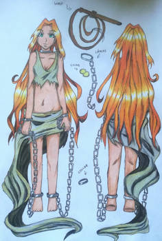 CM Redhead Reference sheet 2/3