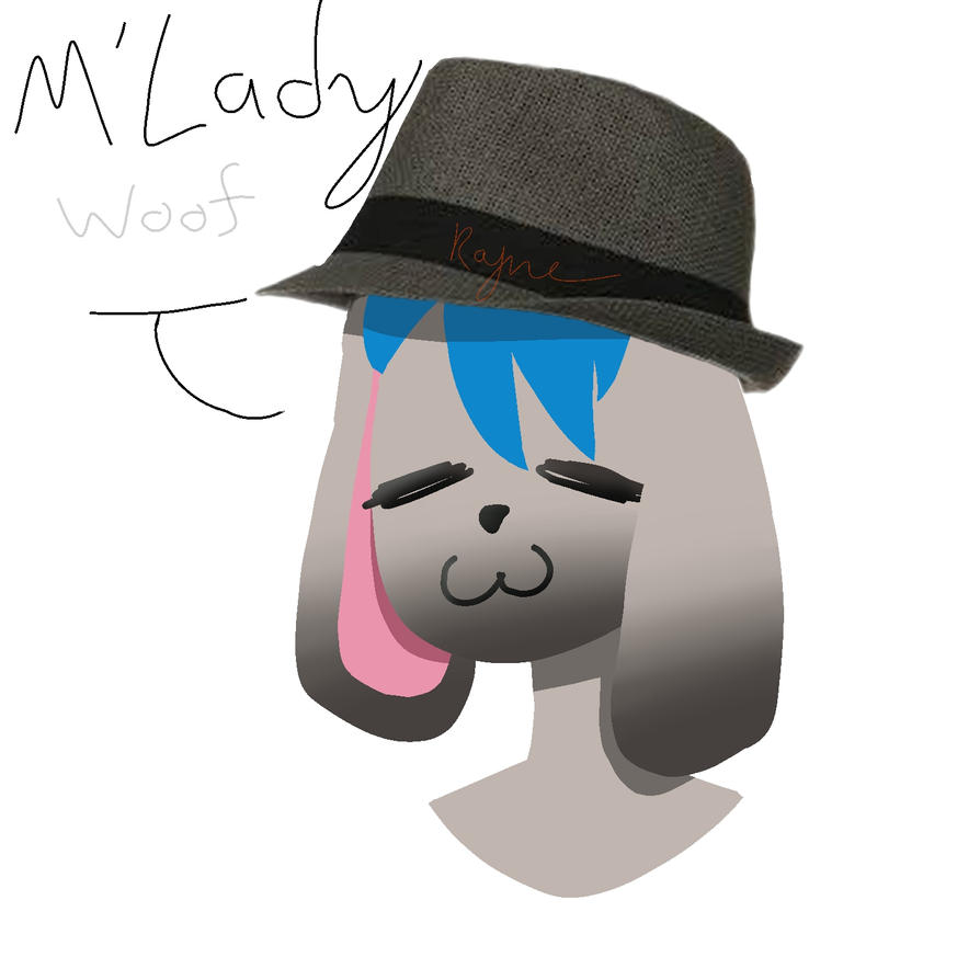 M'Lady by CanadianGirl001