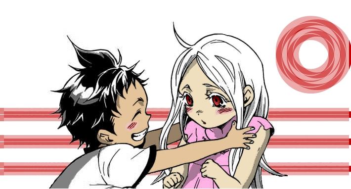 http://orig05.deviantart.net/0bd4/f/2011/173/a/4/ganta_and_shiro__s_childhood_by_amaiaya-d3jnuyf.jpg