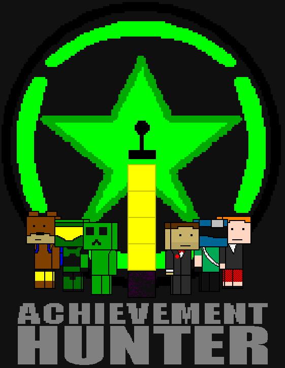 Achievement Hunter Minecraft Wallpaper by YellowNinja123 ...