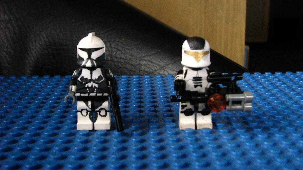 LEGO Star Wars: Bones and Rockjumper by YellowNinja123