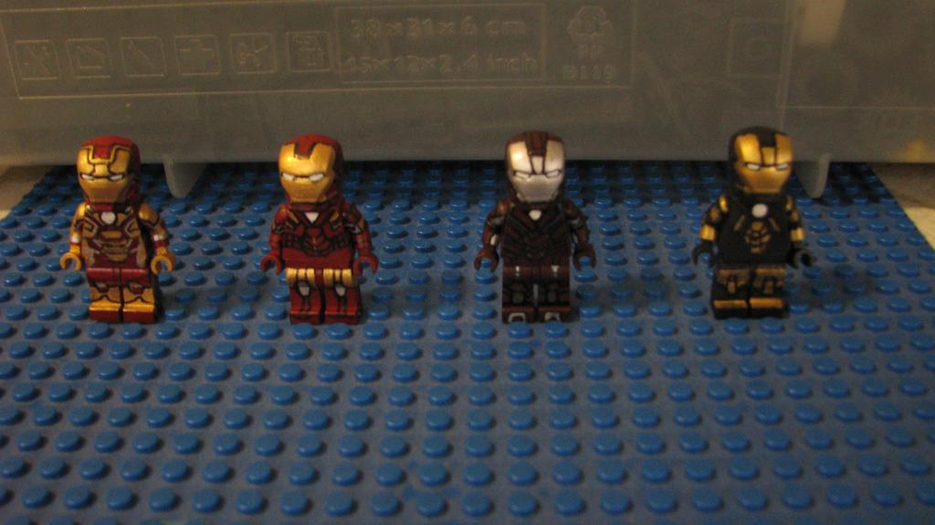 lego iron man 3 wallpaper - photo #7