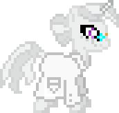Custom Sprite #145: Dr. Zodiac{Fallout Equestria} by YellowNinja123