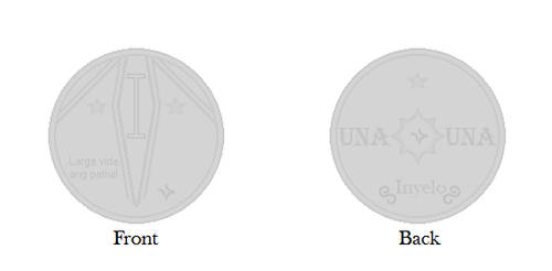 Igneseul - 1 Inyelo Coin
