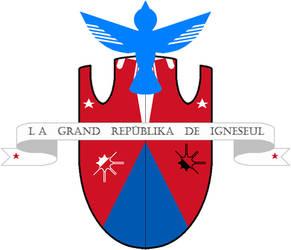 Igneseul - Coat of Arms