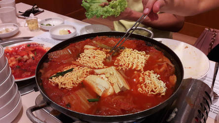 Korean food part 7 by Deviljackies