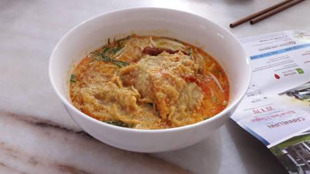 Curry Noodles ~:3 by Deviljackies