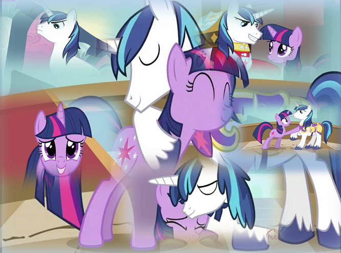 Twilight sparkle x shining armor r34