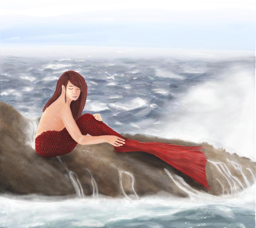 Mermaid - Final by Lissa-loo