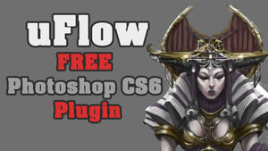 Free PS Plugin for ARTISTS! Only PS CS6