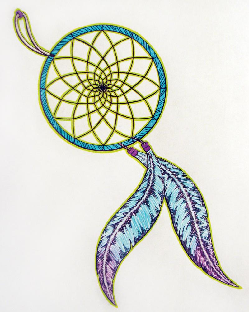Dream catcher tattoo design by derek763 on deviantart dream catcher tattoo design by derek763 pronofoot35fo Choice Image