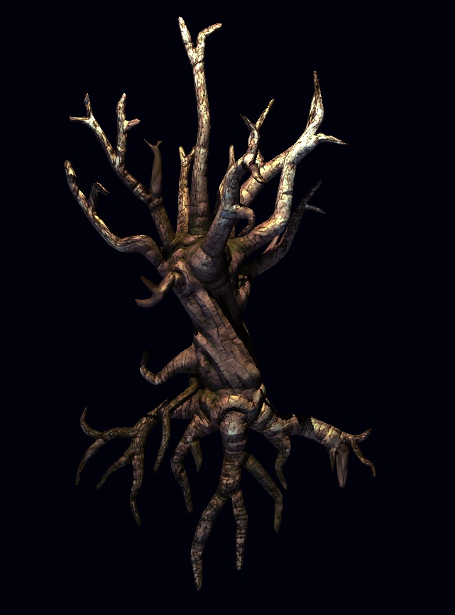 Aritana and the Harpy's Feather - The Moon Tree #2 by raffael