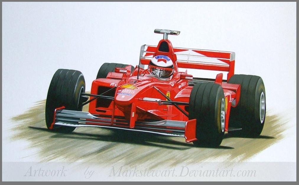 Ferrari by markstewart