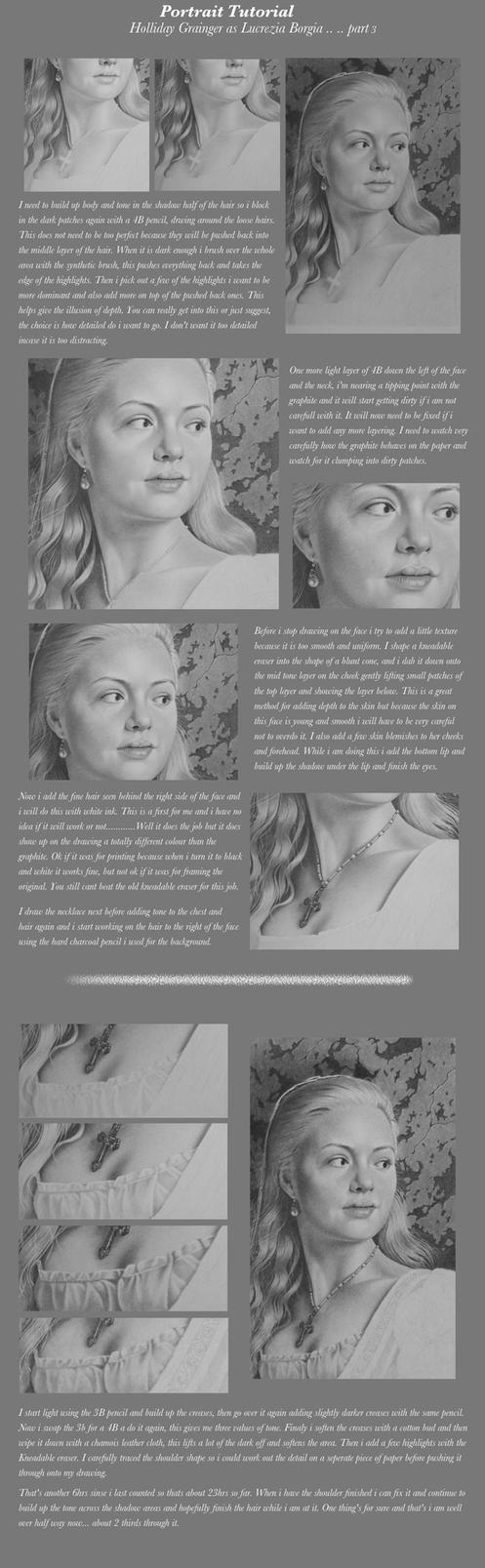 Step by step portrait 3 by markstewart