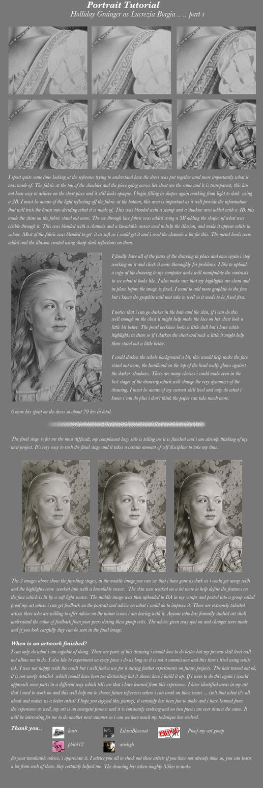 Step by step portrait 4 by markstewart