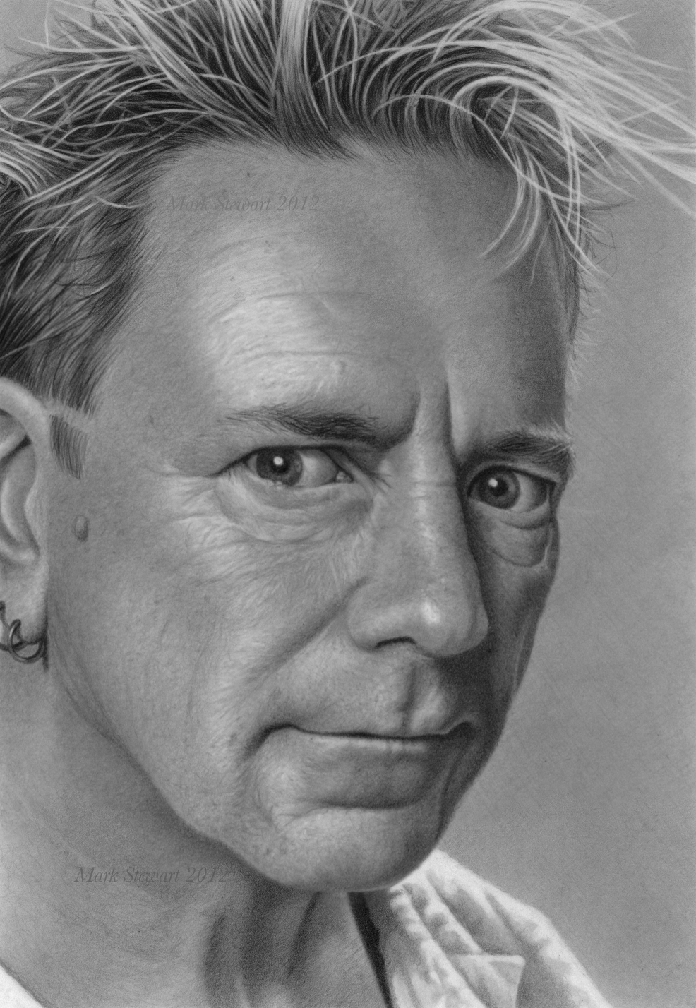 Army of One... John Lydon by markstewart