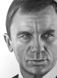 Daniel Craig by markstewart