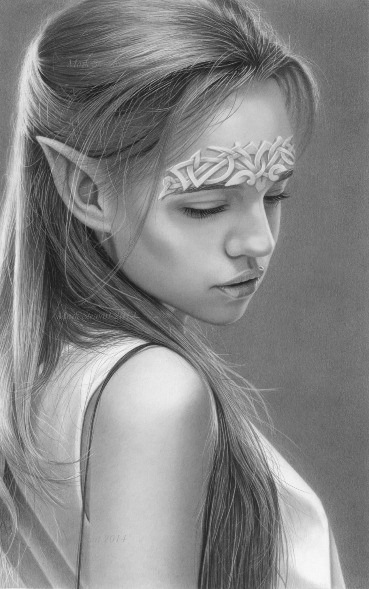 Elf by markstewart