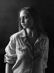 Insomnia 6 in graphite by markstewart