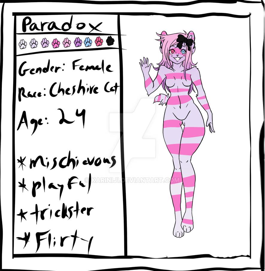 Paradox Sheet by KariNiji