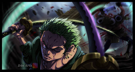 Roronoa Zoro One Piece 977