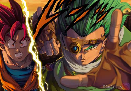 Goku Vs Granola DragonBall Super Chapter 72