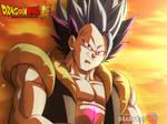Gogeta Hakainstinct Dragon Ball Super
