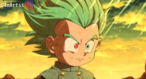 Kid Granola Dragon Ball Super