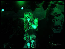 Rob Zombie by dying-fetus