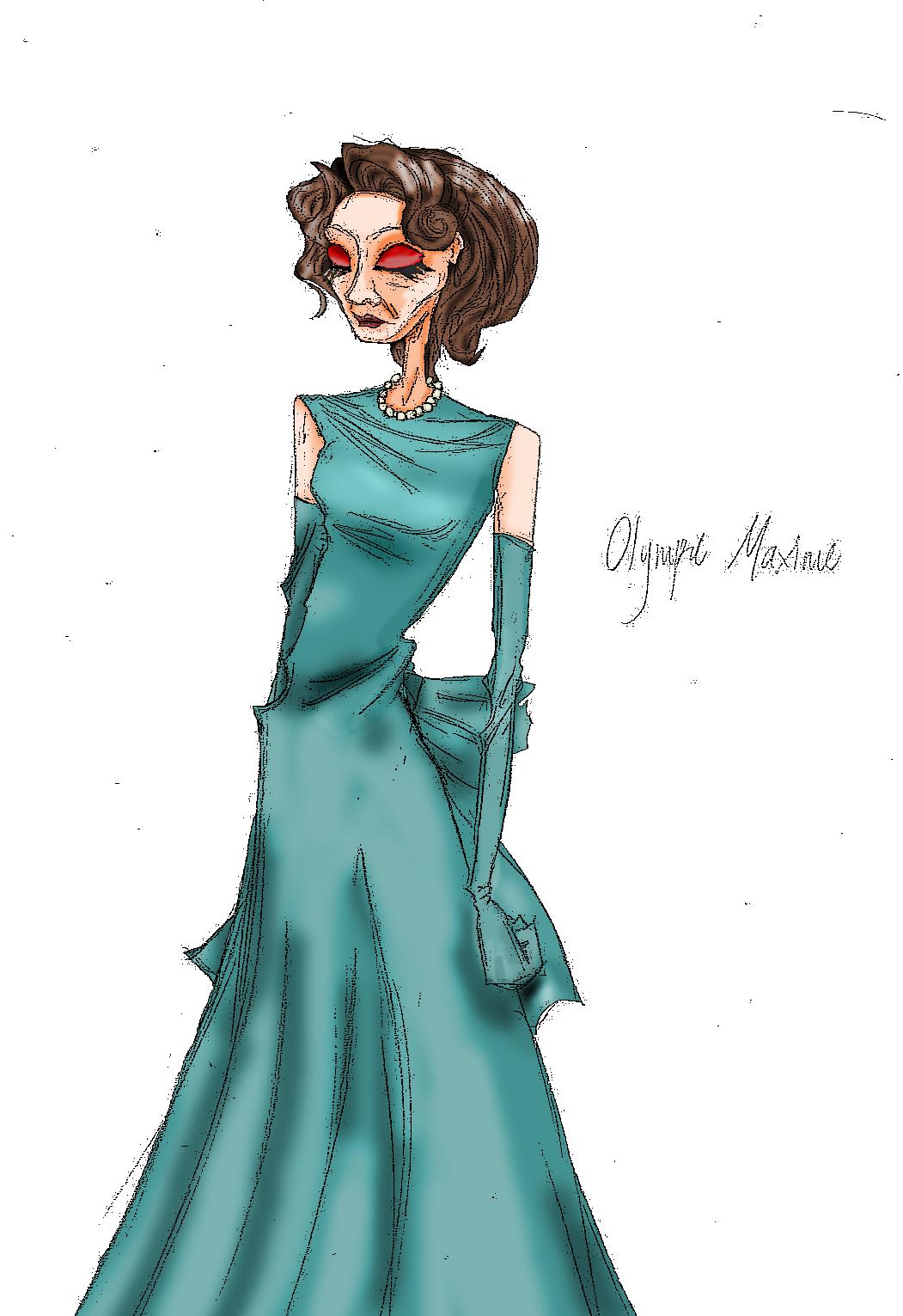 Madame Mirage by Elvenwyn on DeviantArt