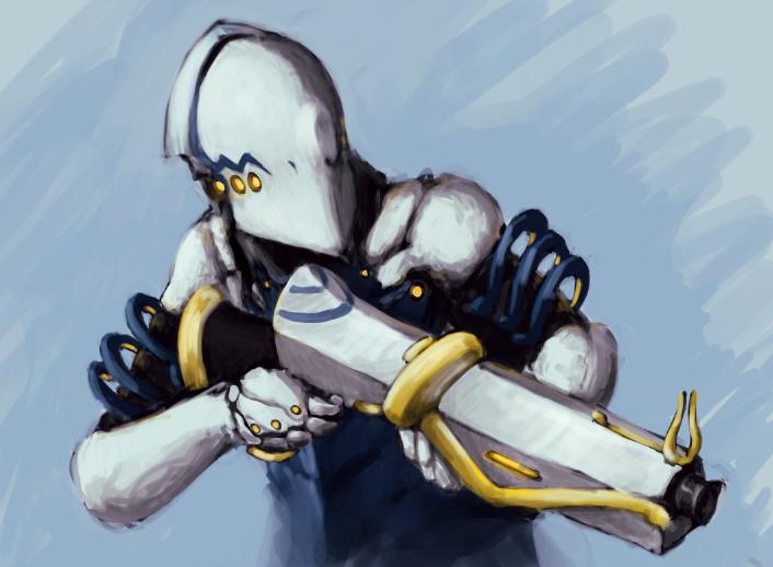Warframe Volt Prime Build White Angel