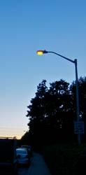 Street lights by Ozzirius