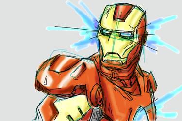 Iron Man Colors by Ozzirius