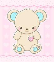 Little Love Bear by xXMandy20Xx